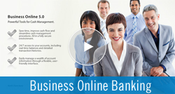 Business Online Banking Video Demo